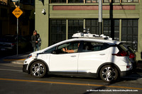 Self Driving Car Testing on the Streets of San Francisco